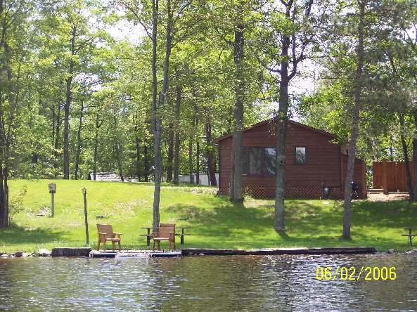 lake nokomis cottage rental